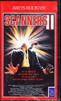 Scanners 2 (VHS)