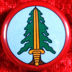 Twin Peaks - The Bookhouse Boys emblem