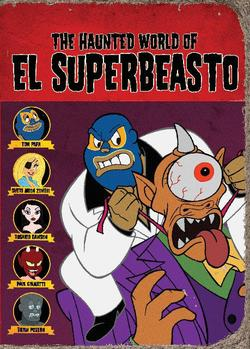The Haunted World of El Superbeasto, Rob Zombie's
