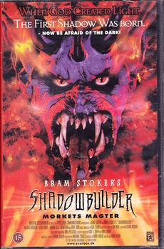 Shadowbuilder, Bram Stokers's (VHS)