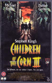 Children of The Corn 3 (VHS)