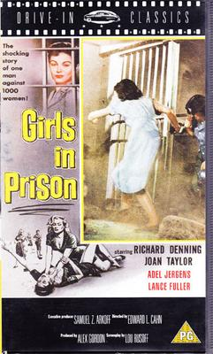 Girls in Prison (VHS)