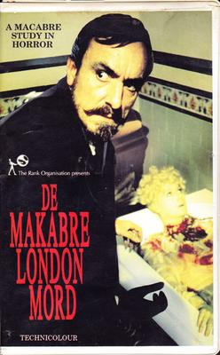 De Makabre London Mord (VHS)