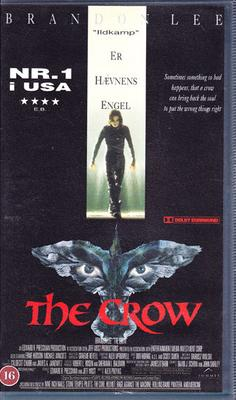 The Crow (VHS)