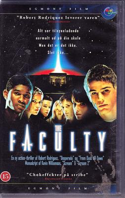 The Faculty (VHS)