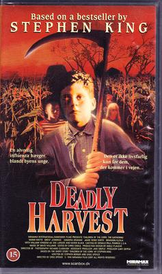 Deadly Harvest (VHS)
