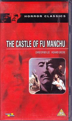 Castle of Fu Manchu (VHS)
