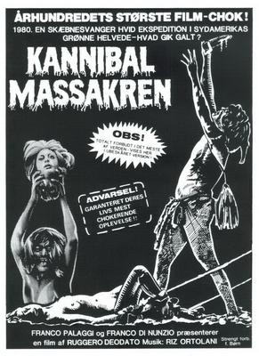Cannibal Holocaust (Dansk Version)