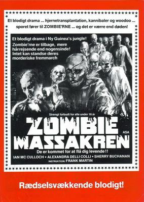 Zombie Holocaust (Dansk version)