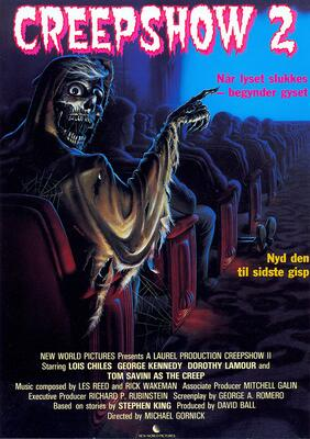Creepshow 2 (Dansk version)