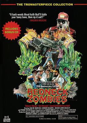 Redneck Zombies - 20th Anniversary Edition