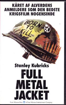 Full Metal Jacket (VHS)