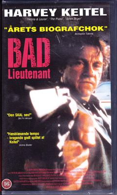Bad Lieutenant (VHS)